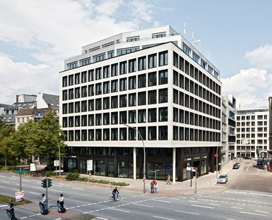 Mostra Tchoban Voss Architekten: Re-Use - all'Aedes Architecture Forum Berlino