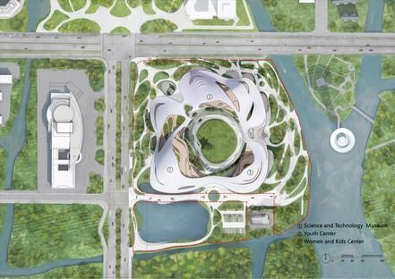 MAD presenta il progetto dello Jiaxing Civic Center