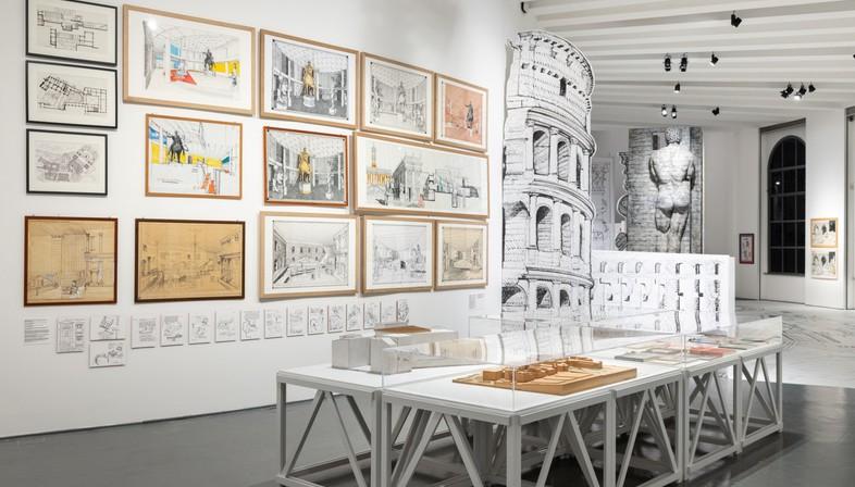 Mostre in Triennale: Enzo Mari, Vico Magistretti e Carlo Aymonino
