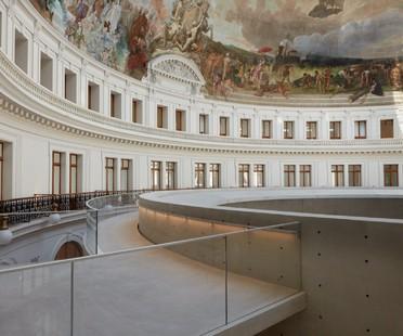 Tadao Ando La Bourse de Commerce Collection Pinault Parigi