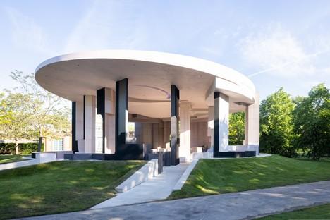 Inaugurato il Serpentine Pavilion 2021 progettato da Counterspace
