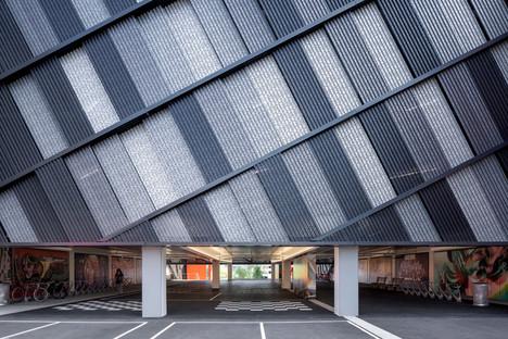 SRG Partnership progetta il NYC Garage della Nike World Headquarters in Oregon