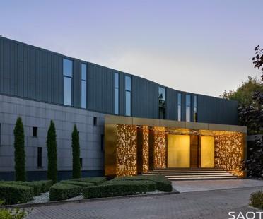 SAOTA Silver Pine una casa nella pineta a Mosca