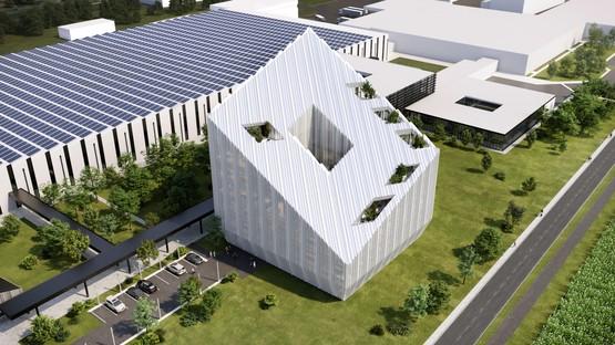 È di Peter Pichler Architecture + ARUP il progetto vincitore per Bonfiglioli Headquarters