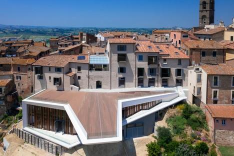 MC A - Mario Cucinella Architects Palazzo senza Tempo a Peccioli