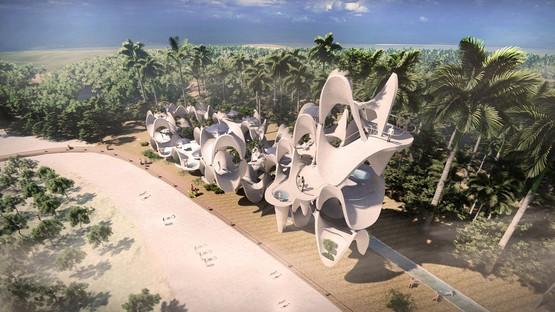 Le architetture del futuro ecco i vincitori dei premi WAFX 2021