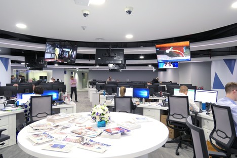 nEmoGruppo e gli interior di The National Abu Dhabi
