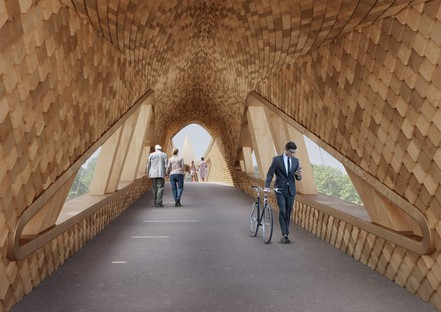Mostra Arbre à Palabres Kéré Architecture Aedes Architecture Forum Berlino