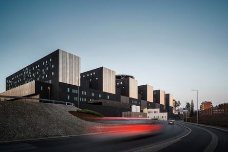 I finalisti del World Building of the Year e del Landscape of the Year 2021