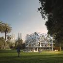 MAP Studio MPavilion 2021 un padiglione temporaneo per Melbourne