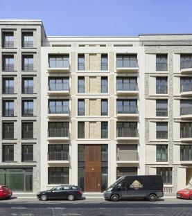 Tchoban Voss Architekten Embassy abitare vicino al parco Koellnischen Berlino