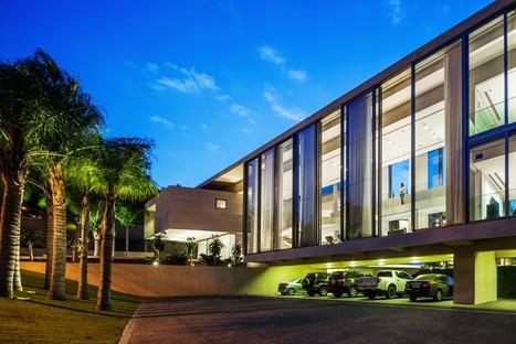 Biselli Katchborian Arquitetos Associados TRD House San Paolo