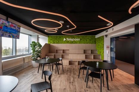 DEGW di Lombardini22 nuovi uffici e headquarter per Metro e Telepass