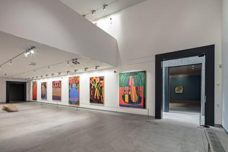 Snøhetta Ampliamento e Paesaggio per Ordrupgaard Museum