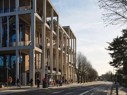 Le sei architetture finaliste del RIBA Stirling Prize 2021