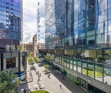 SOM Skidmore, Owings & Merrill  Manhattan West rinnova Far West Side New York