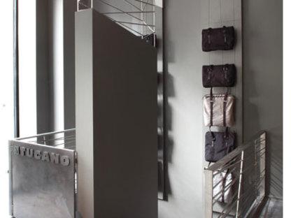 Showroom Tucano a Milano - Roberto Paoli