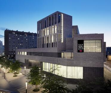 Bruno Gaudin Architectes Biblioteca La Contemporaine campus dell'Université Paris Nanterre
