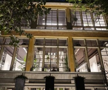 Mario Cucinella Architects e SOS - School of Sustainability nuova sede a Milano