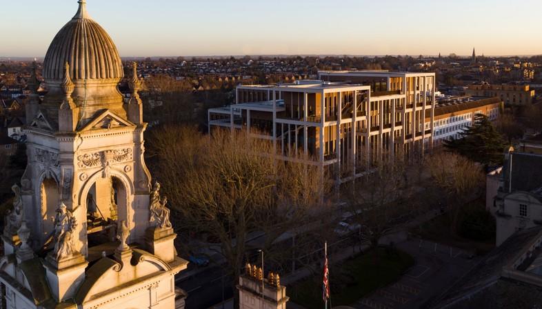 Town House di Grafton Architects vince RIBA Stirling Prize