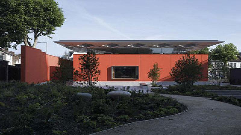 RIBA Stirling Prize 2009: Maggie's Centre di Richard Rogers