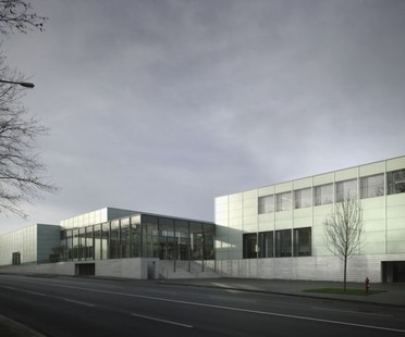 Chipperfield Museum Folkwang Essen, Germania