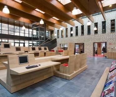 Culture campus Vleuterweide di Aequo, Olanda