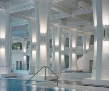 Tamina Thermal Baths, Svizzera