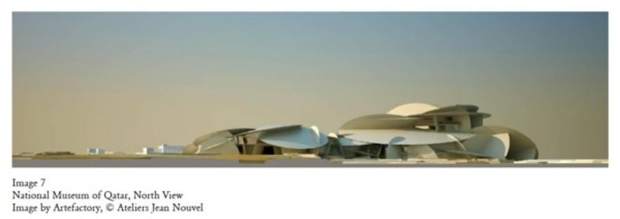 Jean Nouvel Museo Nazionale del Qatar