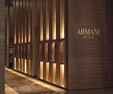 Giorgio Armani inaugura Armani Hotel Dubai