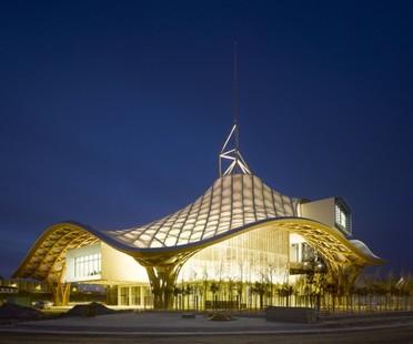 Shigeru Ban Jean de Gastines Centre Pompidou Metz