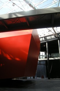 MACRO foyer - aula didattica