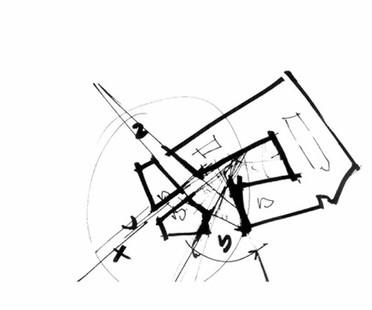 Renzo Piano Central St.Giles Londra