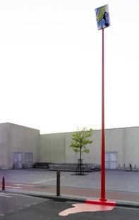 Guerrilla installation stunt - Sint Niklaas Belgio