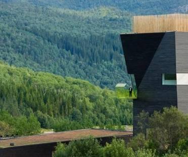 Steven Holl vince North Norwegian Prize