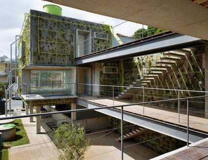 Triptyque Architecture - Harmonia 57