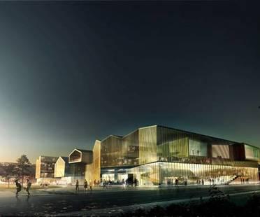 Nuovo centro culturale - Reiulf Ramstad Architects