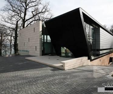 SAOTA - Architetura di texture e materiali sul lago di Ginevra