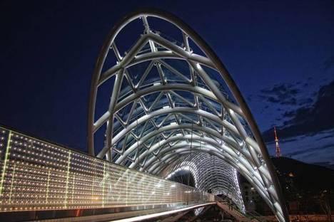 Il ponte della pace - Michele De Lucchi