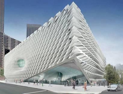 Nuovo museo d'arte contemporanea a Los Angeles