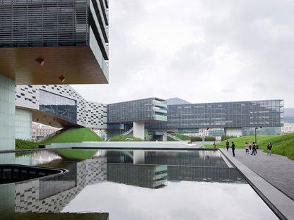 Nuovo premio per il grattacielo orizzontale di Steven Holl Architects