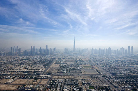 Som, Burj Khalifa, Dubai @ Iwan Baan