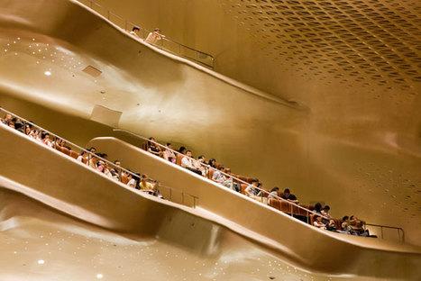 Zaha Hadid, Opera Guangzhou, Cina @ Iwan Baan