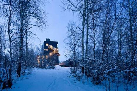 Steven Holl, Musée Knut Hamsun, Norvegia @ Iwan Baan