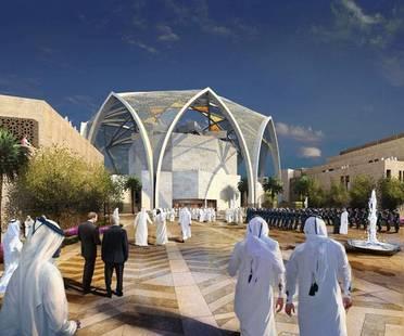 Ehrlich Architects, nuovo parlamento degli E.A.U.