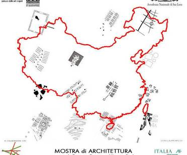 Mostra: L'architettura italiana per la città cinese