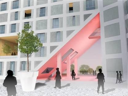 MVRDV inizia la costruzione delle FUTURE TOWERS
