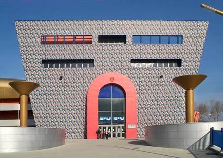 Centro natatorio: Centro natatorio – Trieste (Italia) 2000