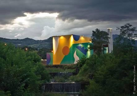 Ex-inceneritore: Ex-inceneritore – Valdagno - Vicenza (Italia) 2010