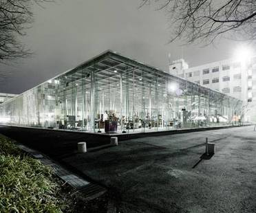 SPAZIOFMG e l'architettura giapponese